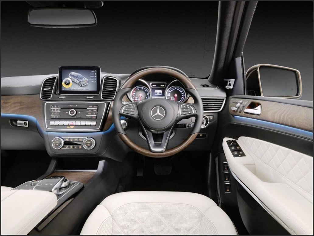 2019 Mercedes Maybach GLS SUV Interior Features
