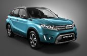 2019 Suzuki Grand Vitara COncept Design Pictures