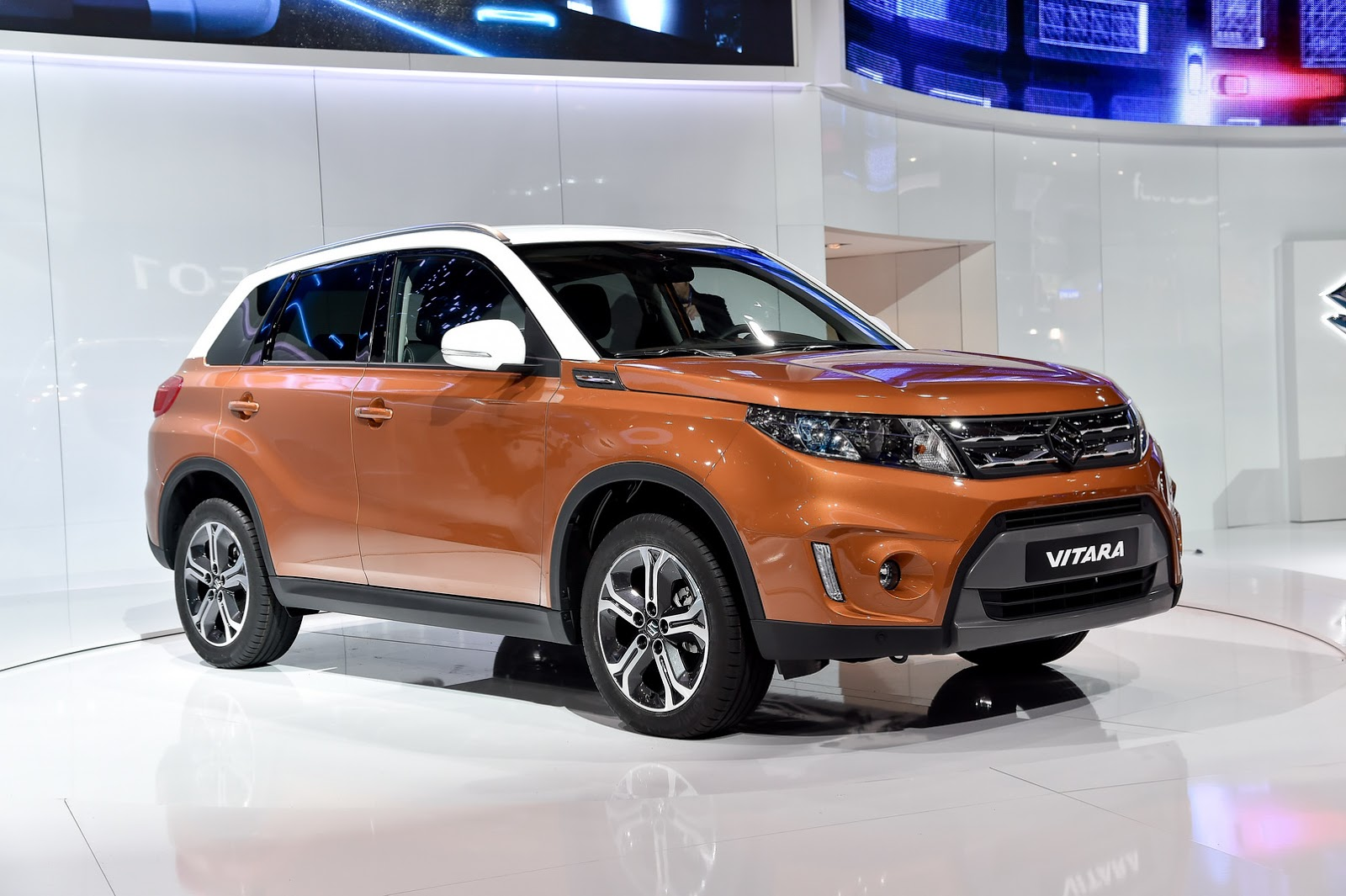 2019 Suzuki Grand Vitara Compact SUV Design Fresh