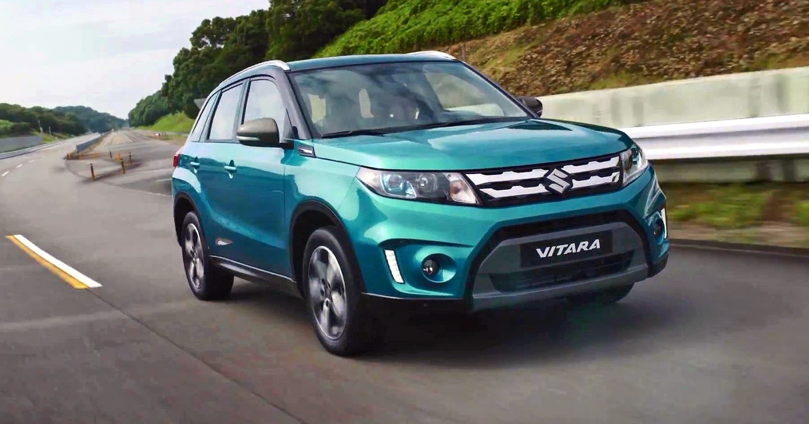 2019 Suzuki Grand Vitara Engine Hybrid Specification