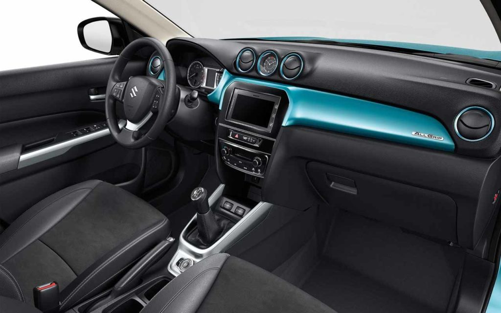 2019 Suzuki Grand Vitara Interior Features Update