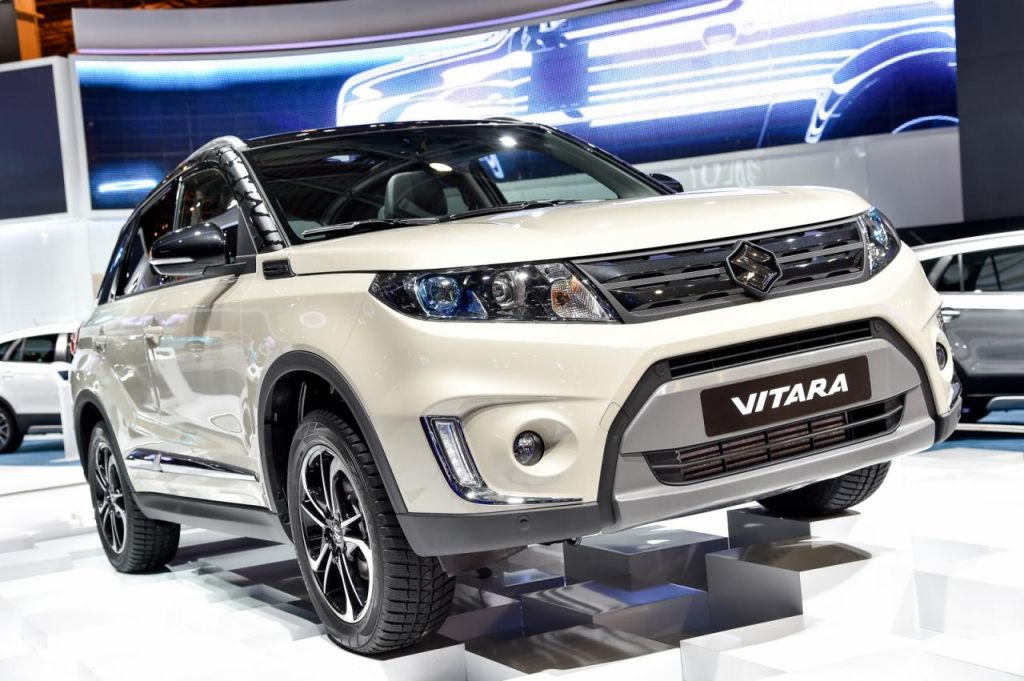 2019 Suzuki Grand Vitara Redesign and Changes Exterior