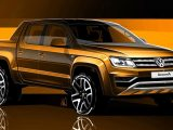 2019 VW Amarok Render Images