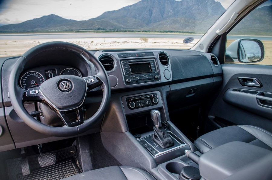 2019 Volkswagen Amarok Interior Changes
