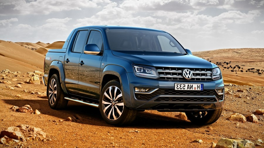 2019 Volkswagen Amarok Review Engine and gas Mileage