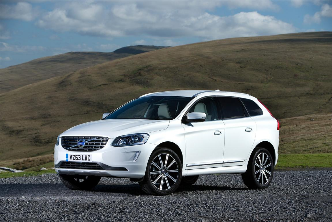 2019 Volvo XC60 Dimensions Exterior & Colors