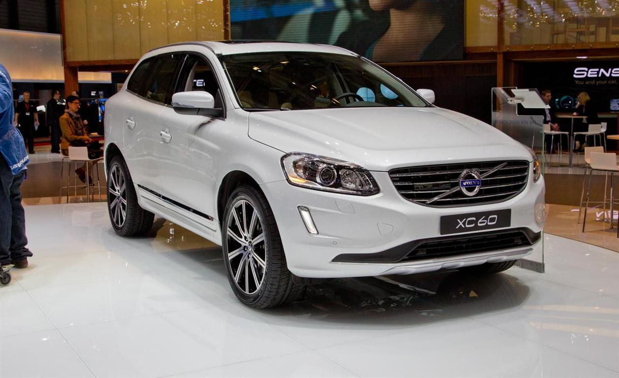 2019 Volvo XC60 Geneva Auto Show and Price Rumors