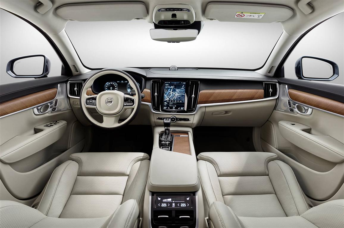2019 Volvo XC60 Interior Picture Wallpaper 4K