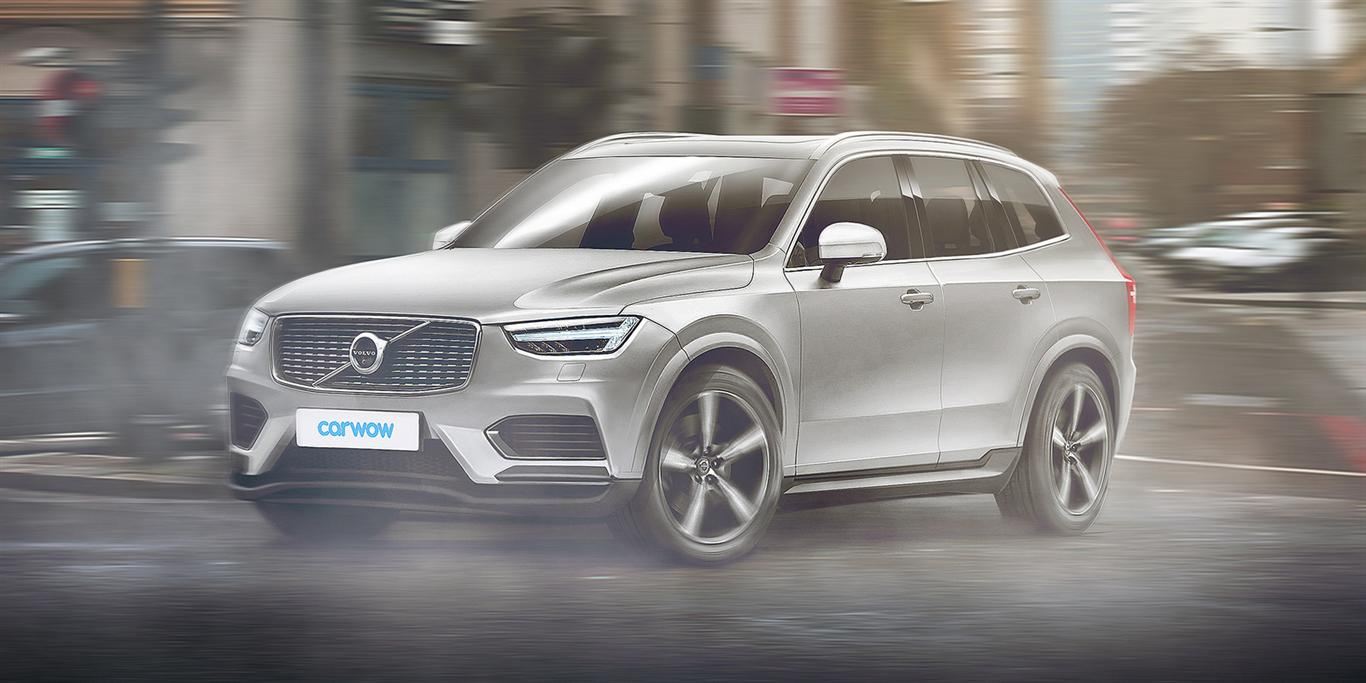 2019 Volvo XC60 Wallpaper 4K Images