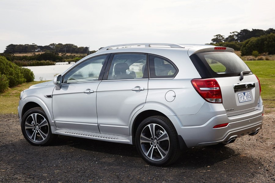 2018 Holden Captiva Awd and MPG Review