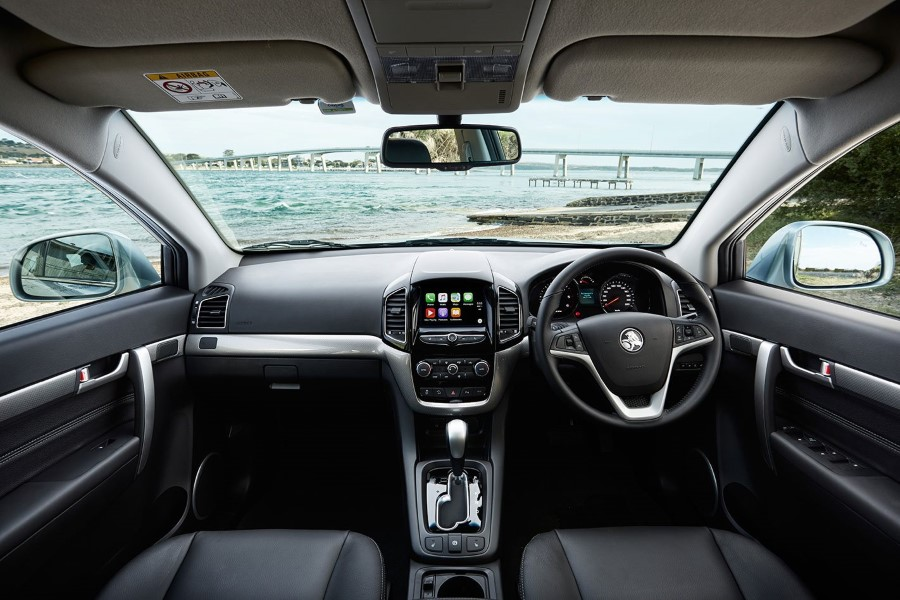 2018 Holden Captiva Interior Redesign and Fetures