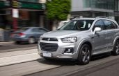 2018 Holden Captiva Vs Chevrolet Captiva