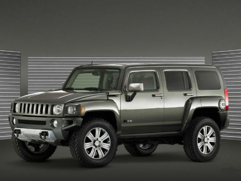 2018 Hummer H3 New Price and Specifications