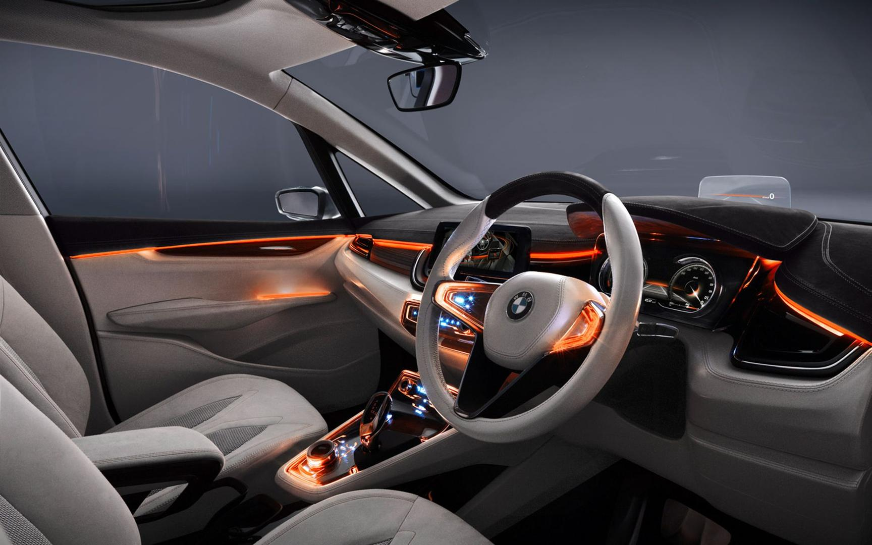 2019 BMW X7 Interior Features