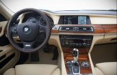 2019 BMW X7 SUV Interior