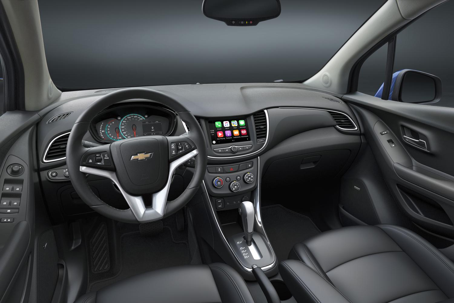 2019 Chevy Trax Interior Specs and Dimensions