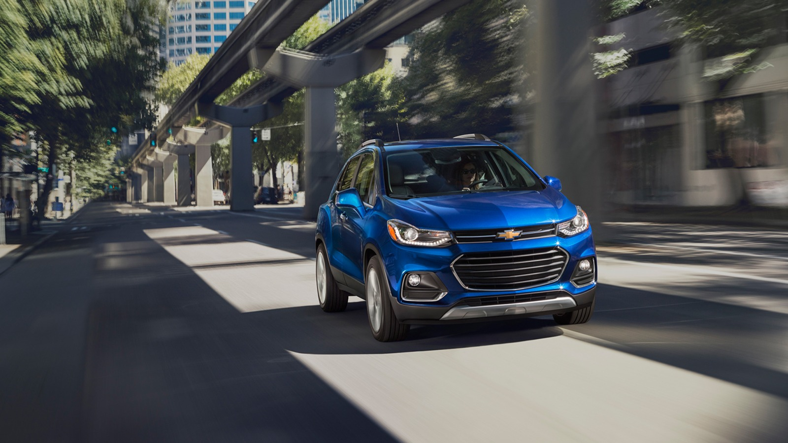 2019 Chevy Trax Review and Rating