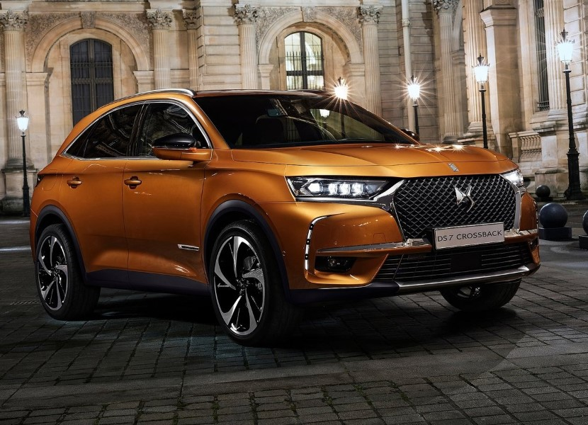 2019 DS7 Crossback Design and Changes