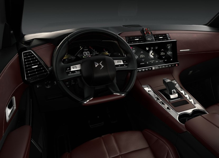 2019 DS7 Crossback Interior Leather Color
