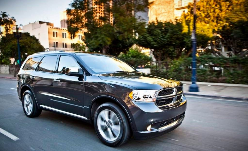 2019 Dodge Durango SUV Engine Specs and MPG