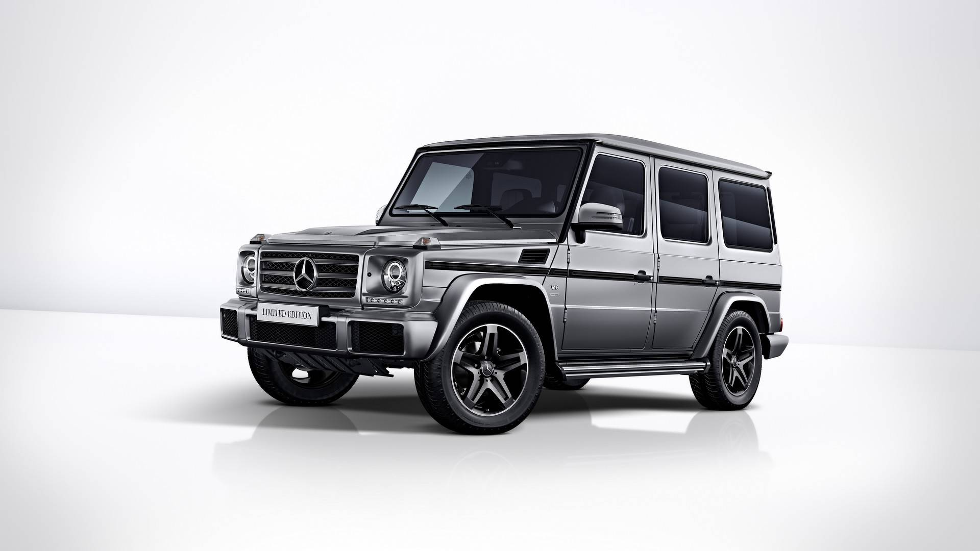 2019 Mercedes-Benz G-Class G350 & G500 Limited Edition Price and Relase Date