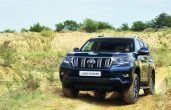 2019 Toyota Land Cruiser Fog Light and Grill Changes
