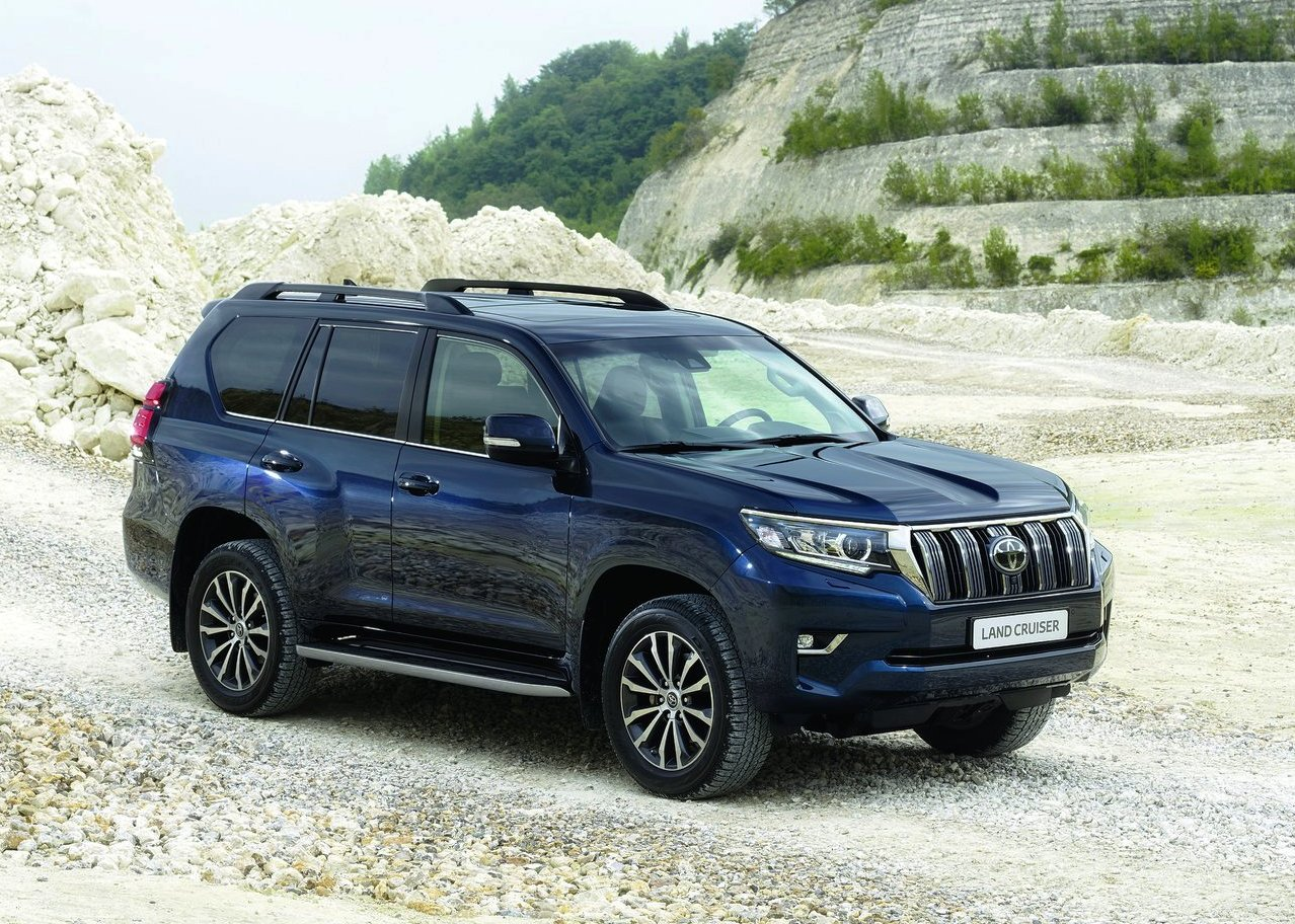 2019 Toyota Land Cruiser Redesign Exterior
