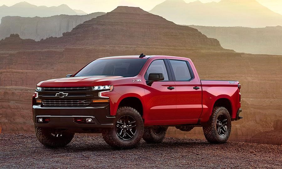 2019 Chevrolet Silverado HD 1500 2500 4500 Model Trims Availability