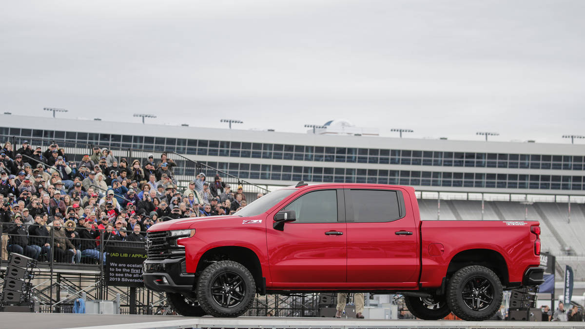 2019 Chevrolet Silverado Redesign and Changes