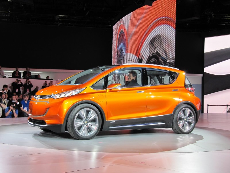 2019 Chevy Bolt EV SUV Premiere Release Date and MSRP