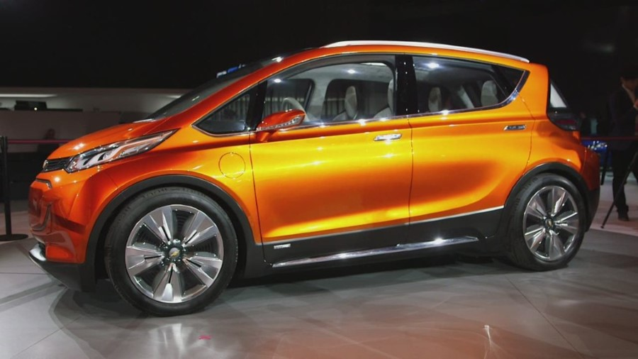 2019 Chevy Bolt EV SUV Price and Release Date