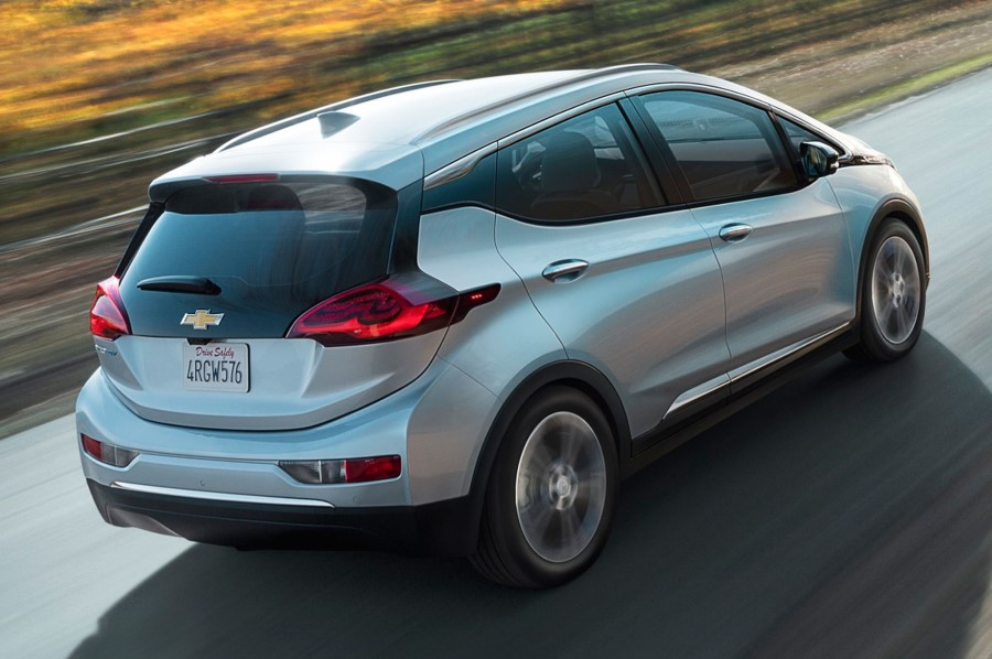 2019 Chevy Bolt EV SUV Redesign and Changes Dimensions