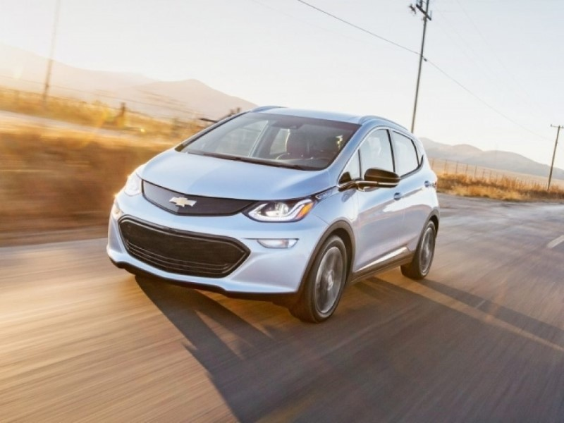 2019 Chevy Bolt EV SUV Redesign and Changes