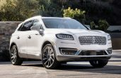 2019 Lincoln MKX Front Angle Changes