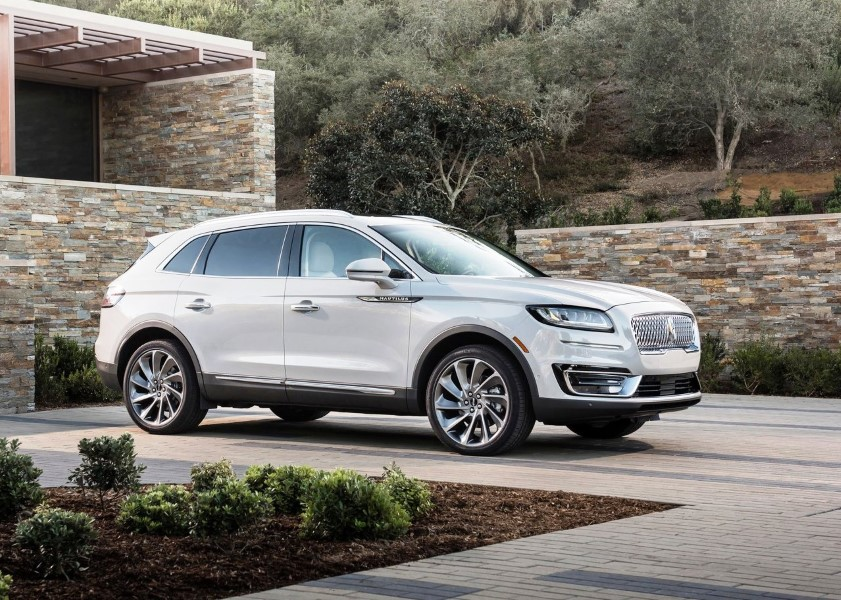 2019 Lincoln MKX SUV Price and Availability