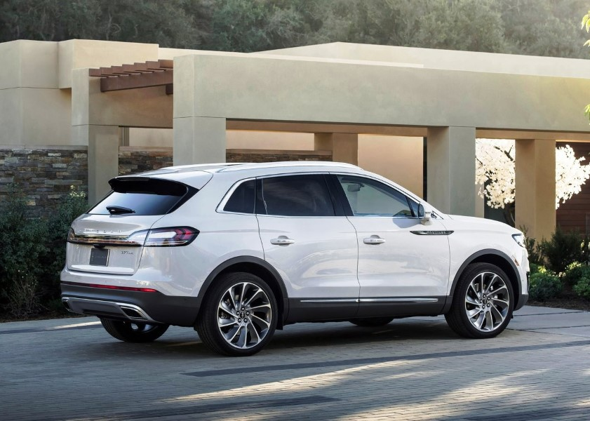 2019 Lincoln MKX USA Come Out