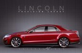 2019 Lincoln Town Car Concept Pictures