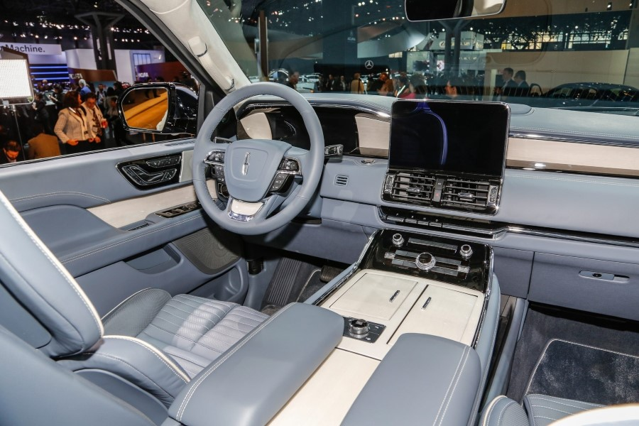 2019 Lincoln Town Car Interior Changes