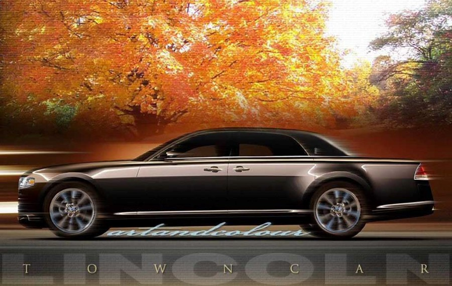 2019 Lincoln Town Car Price Update