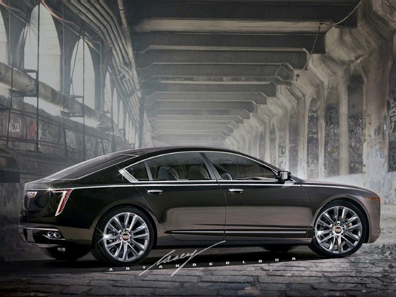 2019 Lincoln Town Car Redesign Exterior and Interior