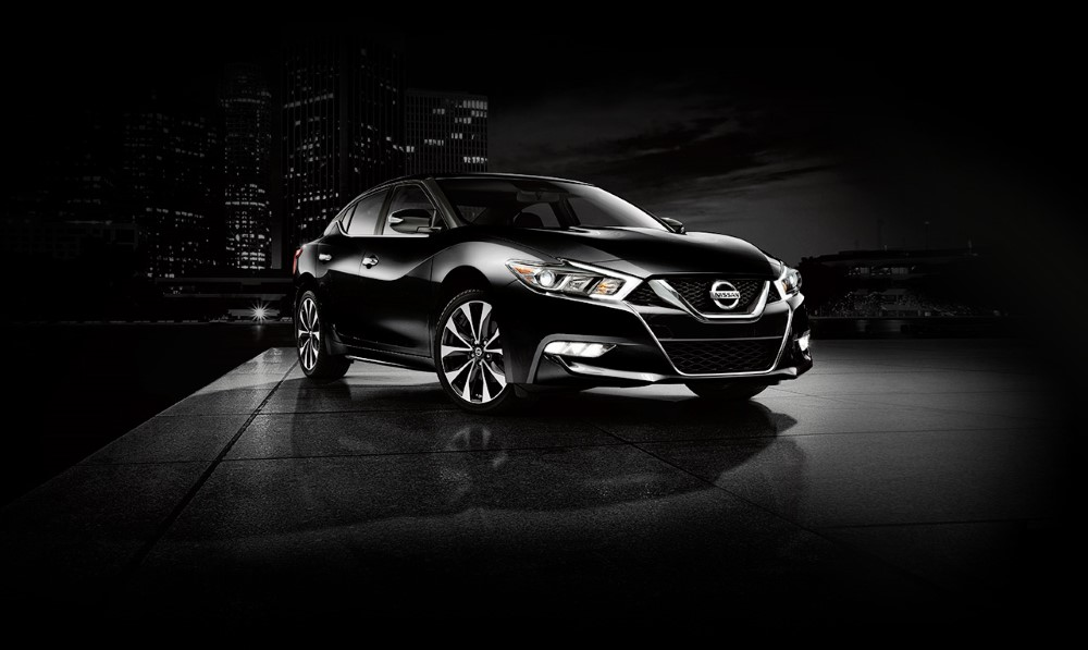 2019 Nissan Maxima Black Colors Special Editions