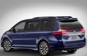 2019 Toyota Sienna Limited Review and rating
