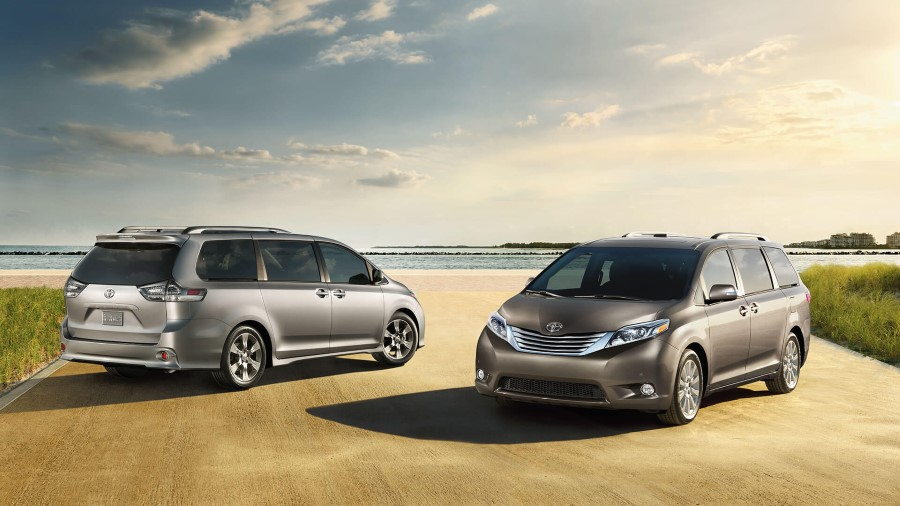 2019 Toyota Sienna Van Purpose Mini