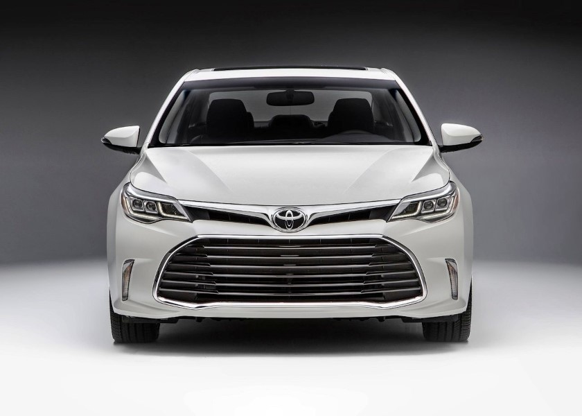 Toyota Avalon 2019 Pictures Headlamp LED