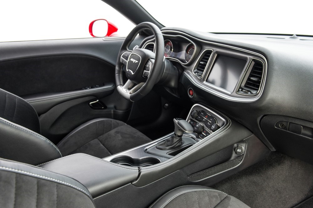 2019 Dodge Barracuda Interior