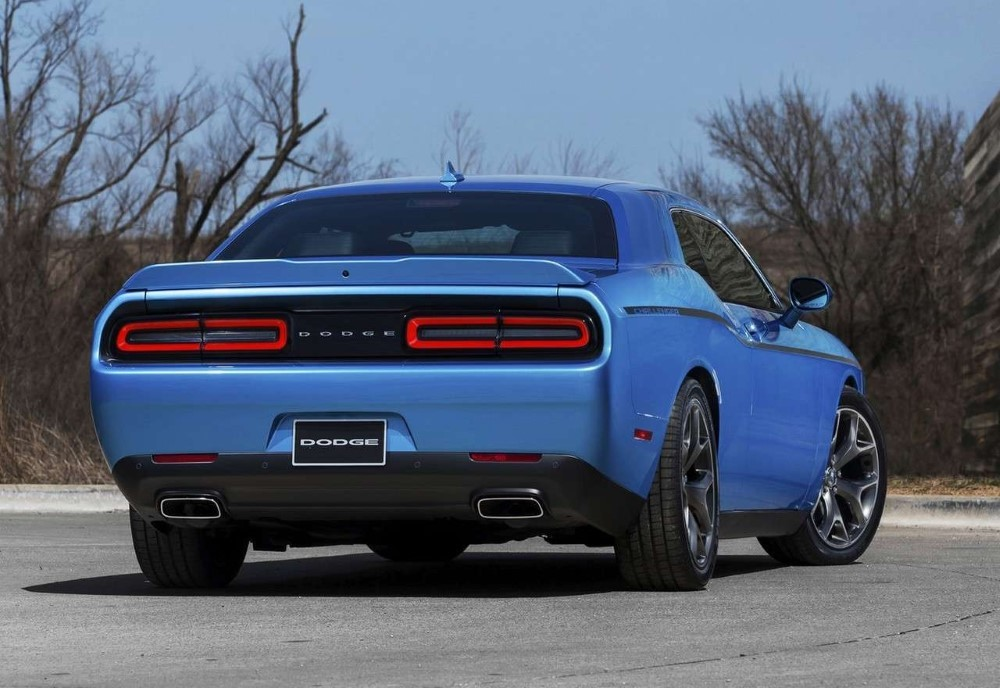 2019 Dodge Barracuda Specifications