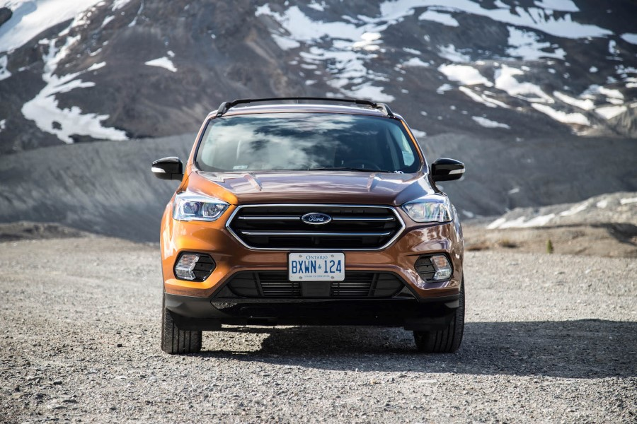2019 Ford Escape Changes Exterior
