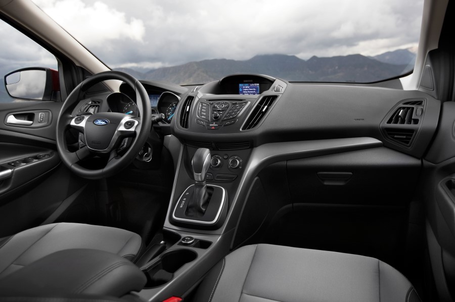 2019 Ford Escape Interior Changes