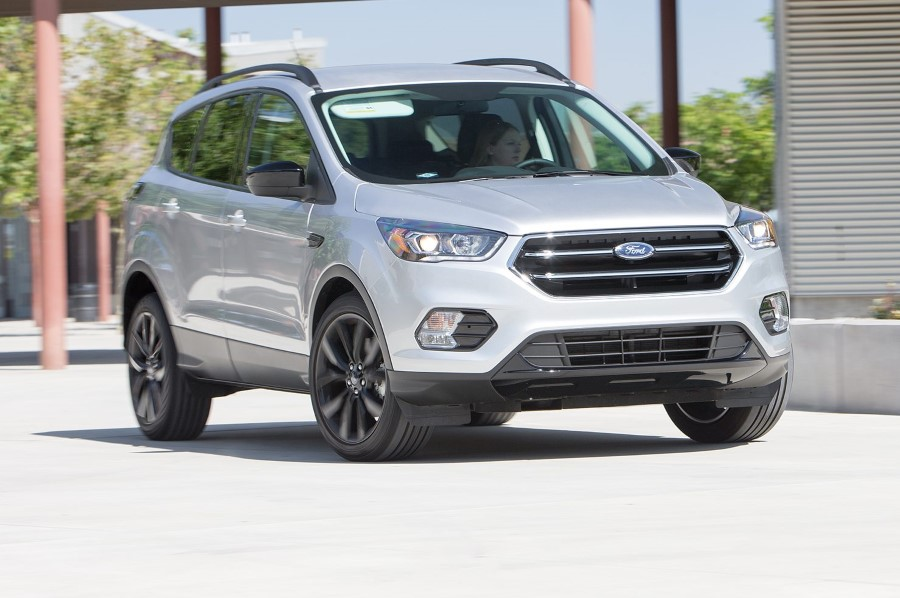 2019 ford escape redesign and changes automotive car news. Black Bedroom Furniture Sets. Home Design Ideas