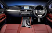 2019 Lexus GS 350 Interior Changes and Update